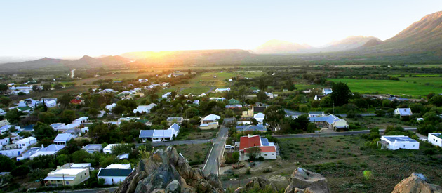 Towns of the Klein Karoo, Western Cape