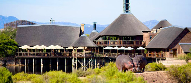 BUFFELSDRIFT GAME LODGE, OUDTSHOORN